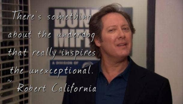 office quotes robert california