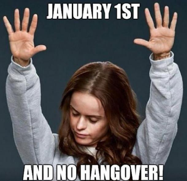 OITNB funny new year meme