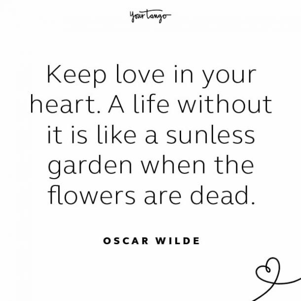 oscar wilde stay together quotes
