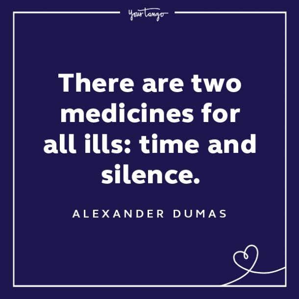 Alexander Dumas sadness quotes
