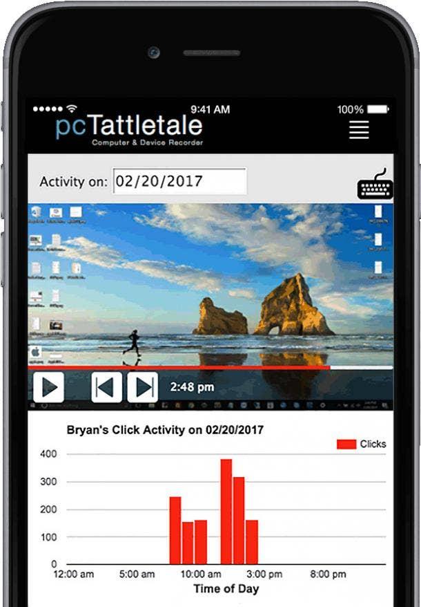 pcTattletale app