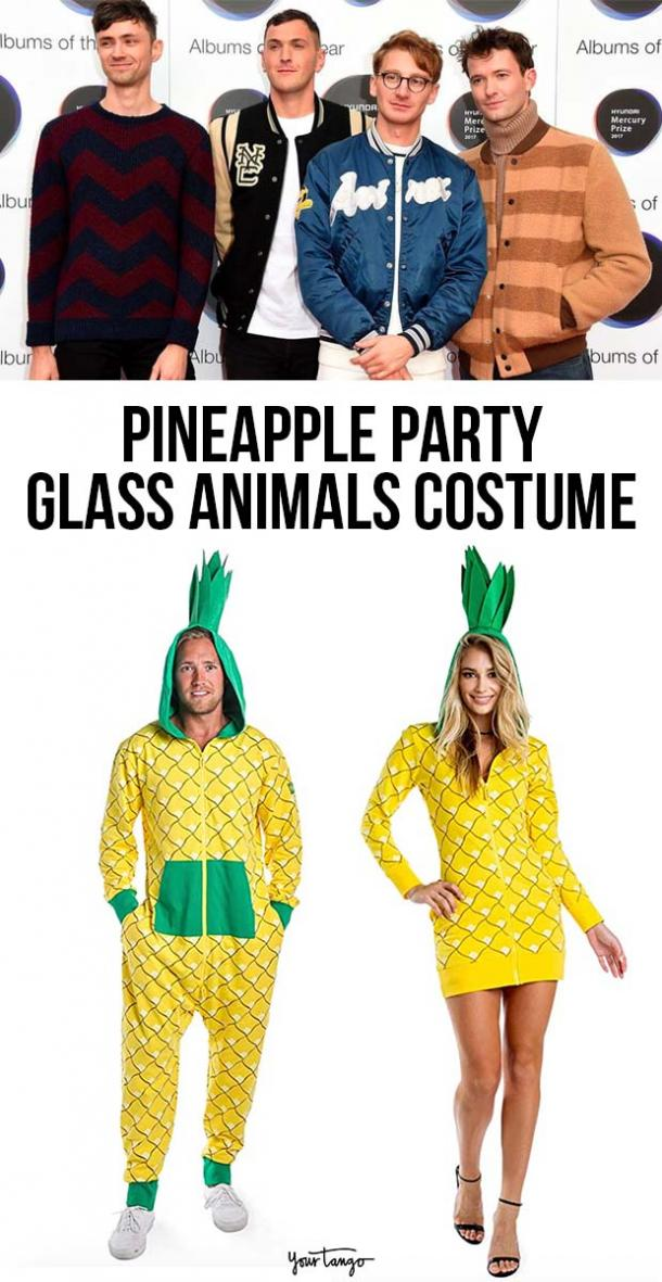 """""""Pineapple Party"""" Glass Animals Inspired Costume"""