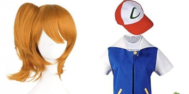 pokemon trainers costume