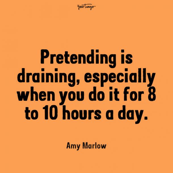 Amy Marlow mental health quote