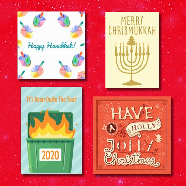 Punchbowl Holiday Cards