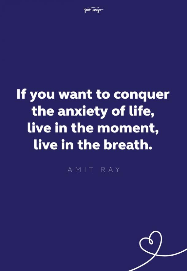 quotes about living in the moment