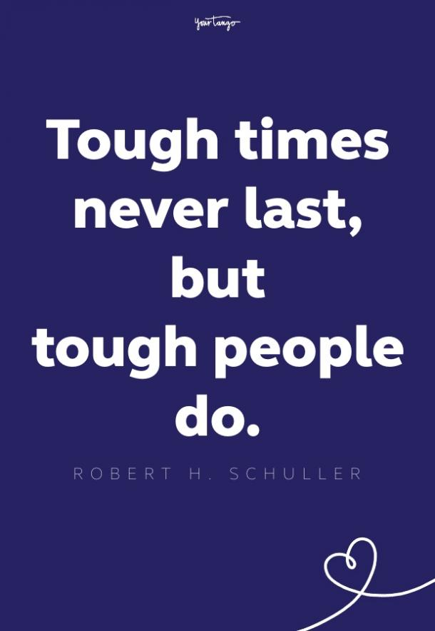 robert h schuller quote about struggle