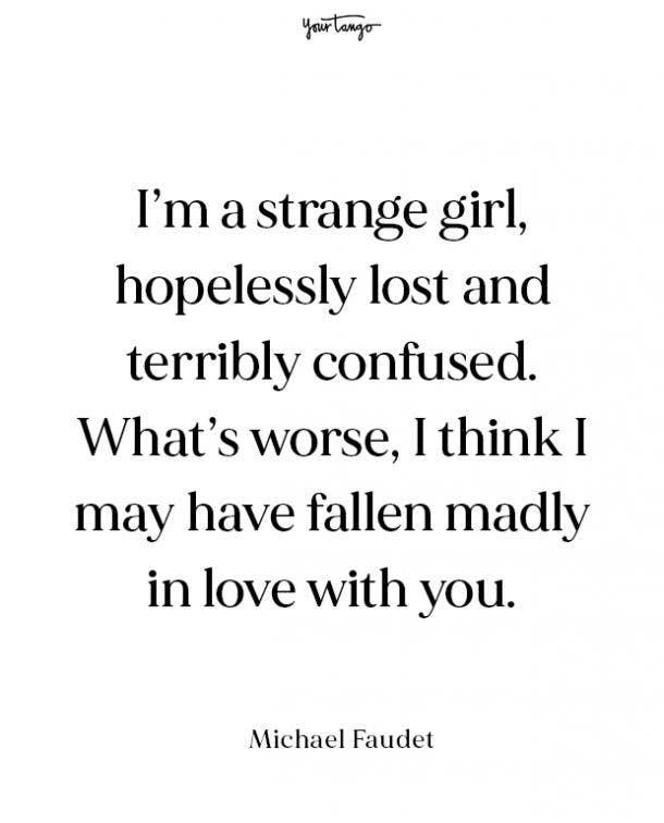 michael faudet beginning love quotes
