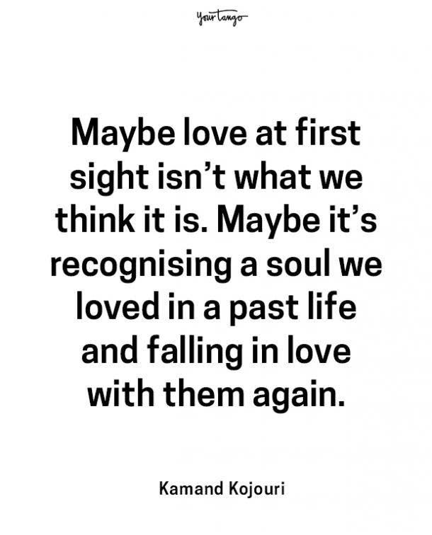 kamand kojouri beginning love quotes