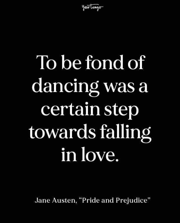 jane austen beginning love quotes