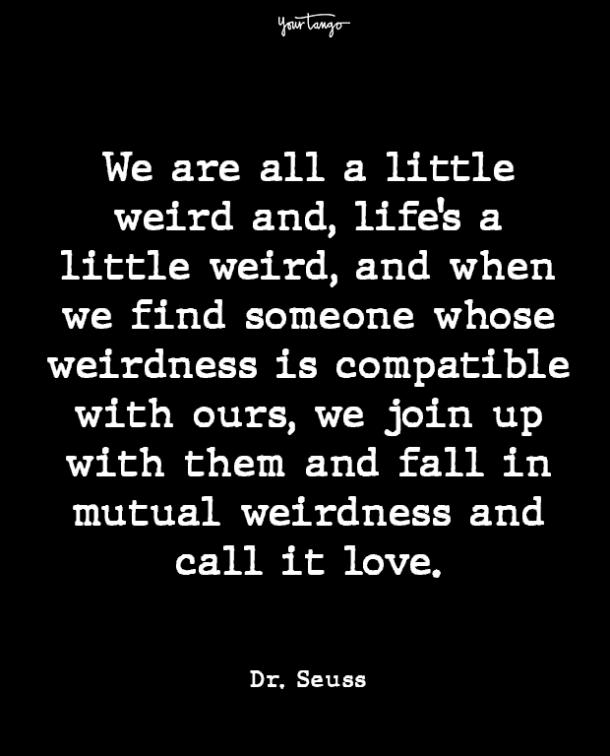 dr seuss beginning love quotes