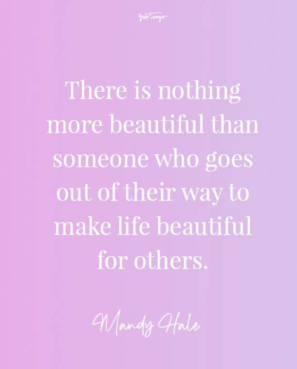mandy hale feeling beautiful quotes