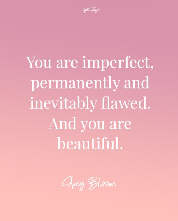 amy bloom feeling beautiful quotes