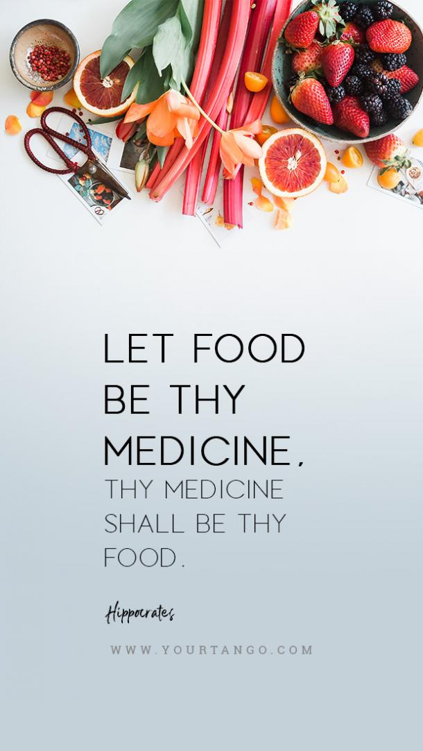 Why Is Eating Healthy Important 50 Quotes About Health Diets Good Food Yourtango