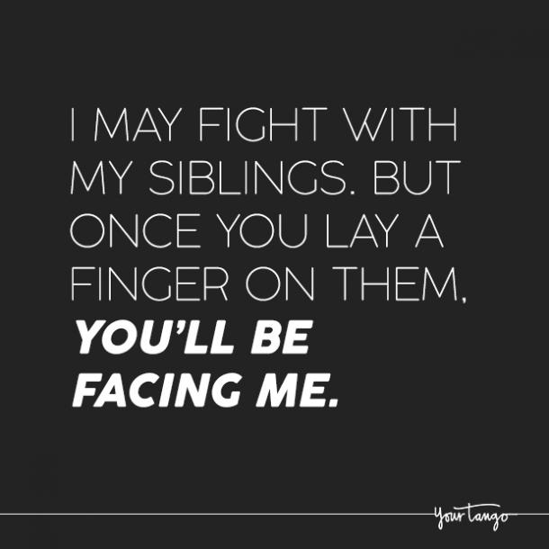quotes about siblings