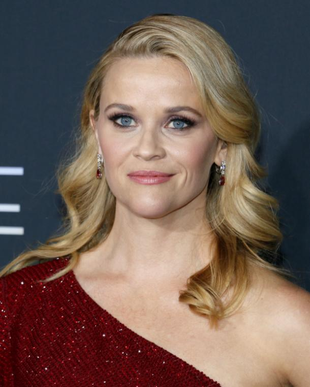 Reese Witherspoon triangle face shape