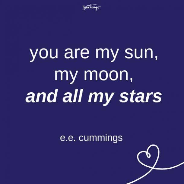 ee cummings relationship quote