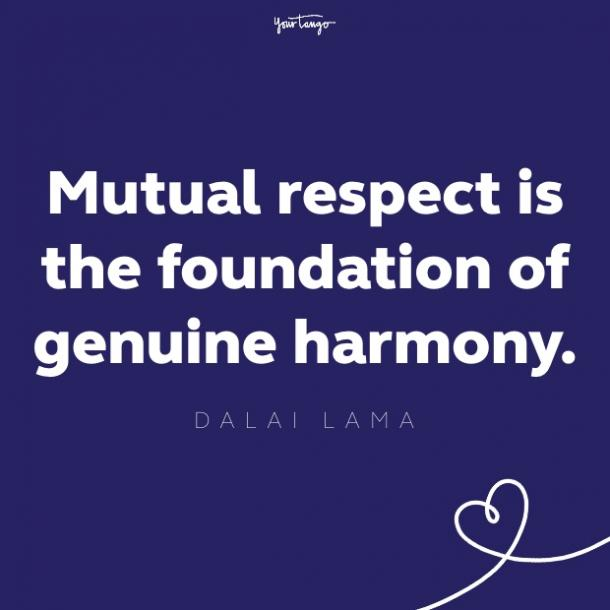 dalai lama respect quote