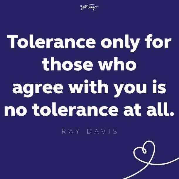 ray davis respect quote