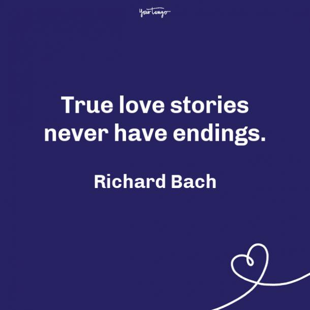 Richard Bach propose day quote