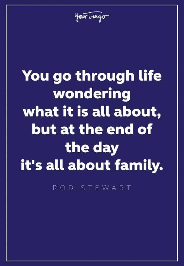 Rod Stewart thankful quote