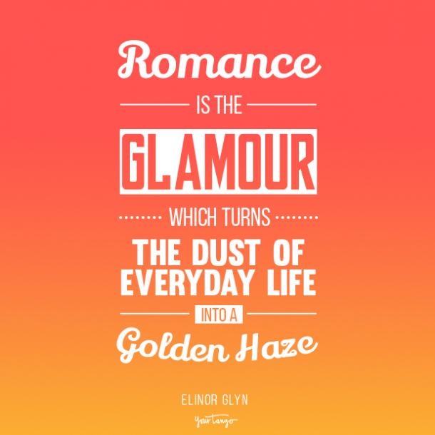 Elinor Glyn i love you quote