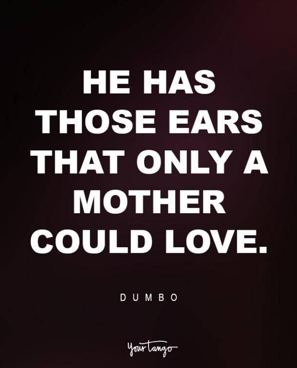 Dumbo Sad Disney Quote