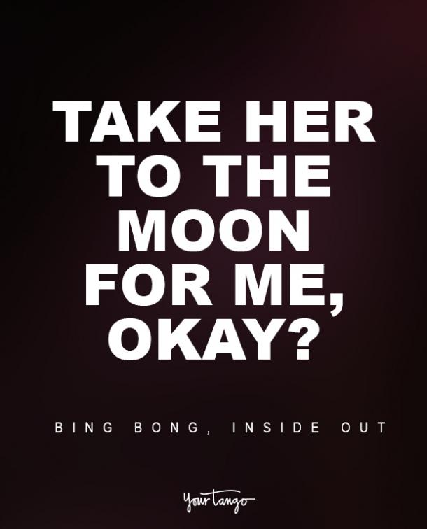 Bing Bong, Inside Out Sad Disney Quote