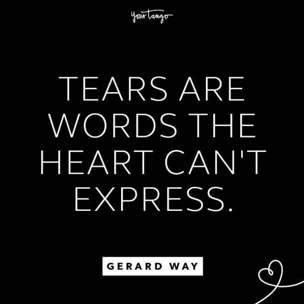 gerard way sad quotes