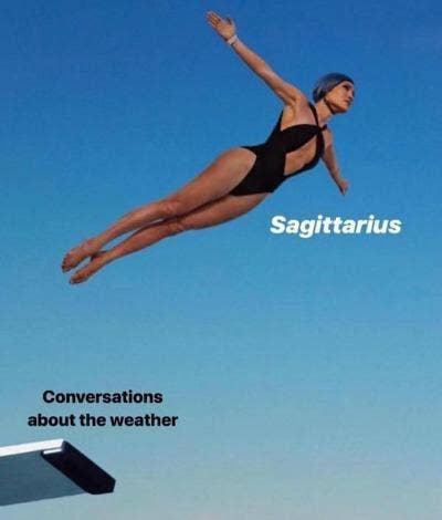 Best Sagittarius Memes