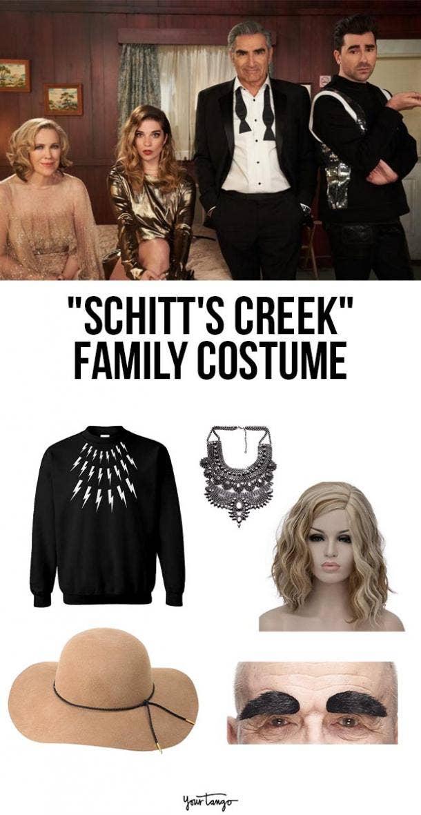 schitts creek last minute halloween costumes