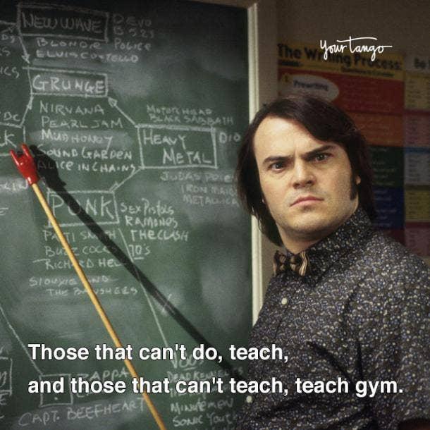 school of rock quote