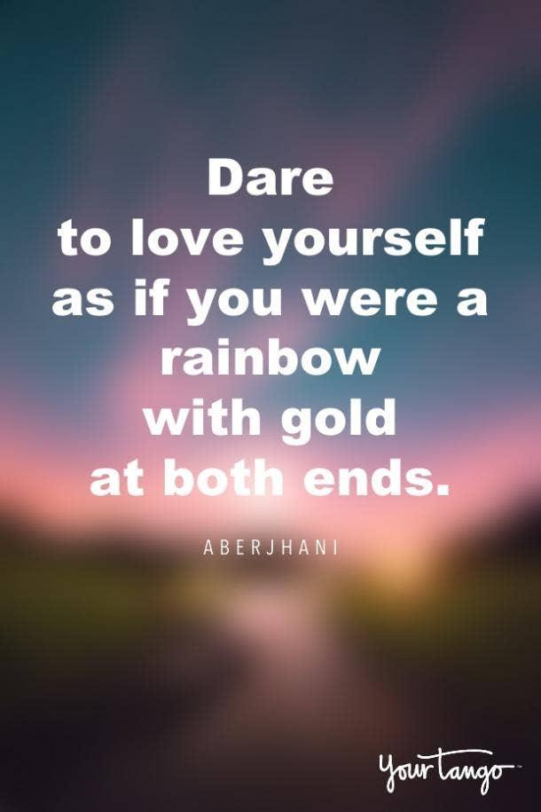 Aberjhani, self respect quote