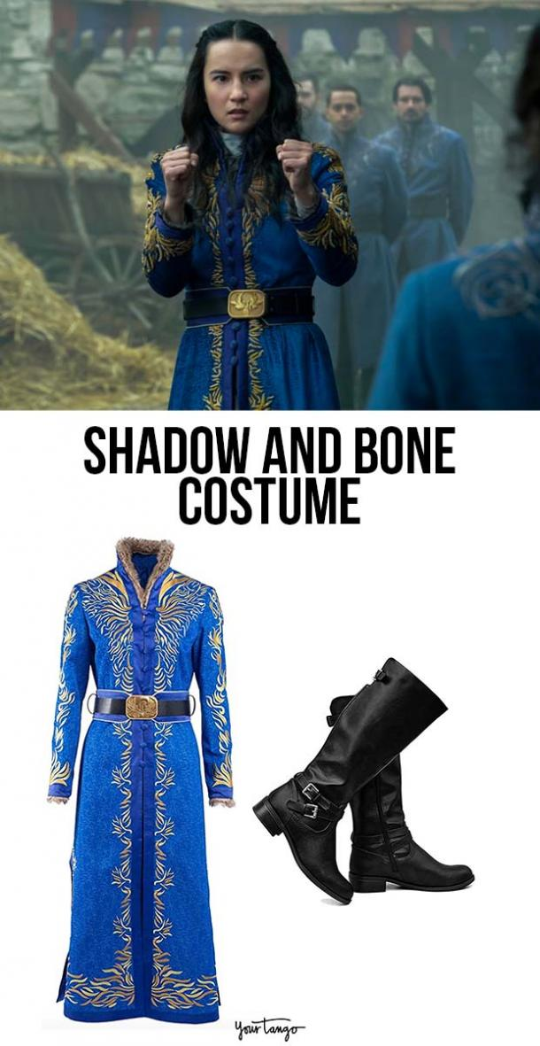 Alina Blue Outfit Shadow and Bone
