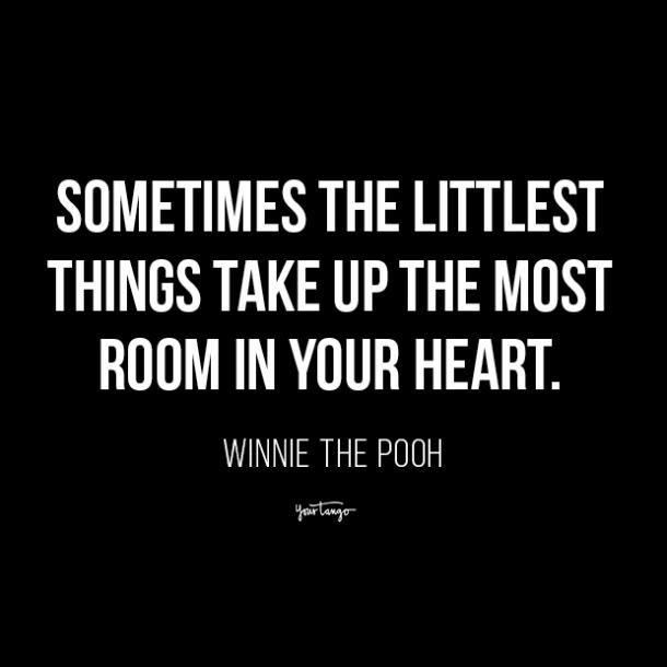 short girl quotes winnie the pooh