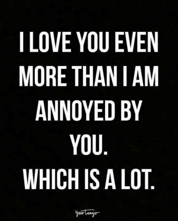 cute funny love quotes for him to make your boyfriend laugh