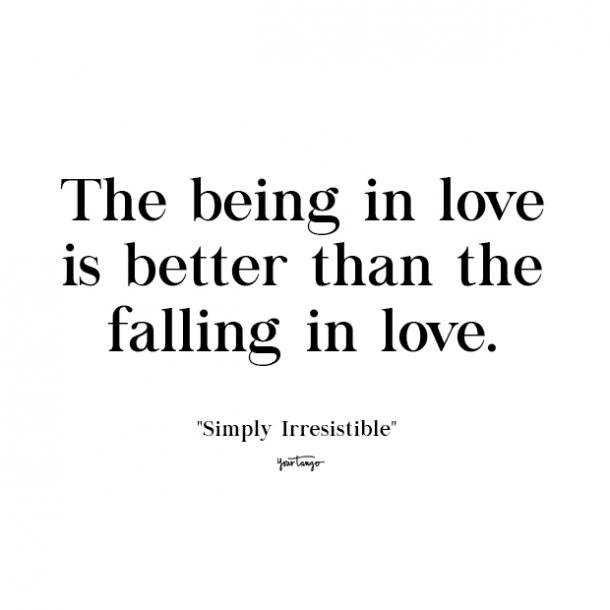 simply irresistible cute love quote