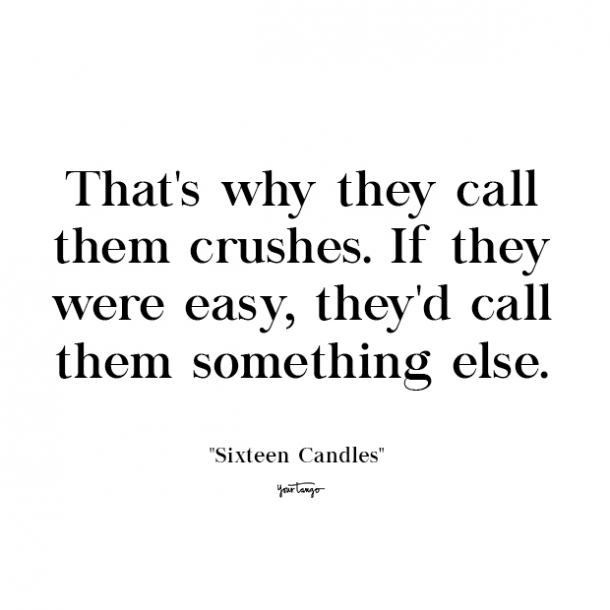 sixteen candles cute love quote