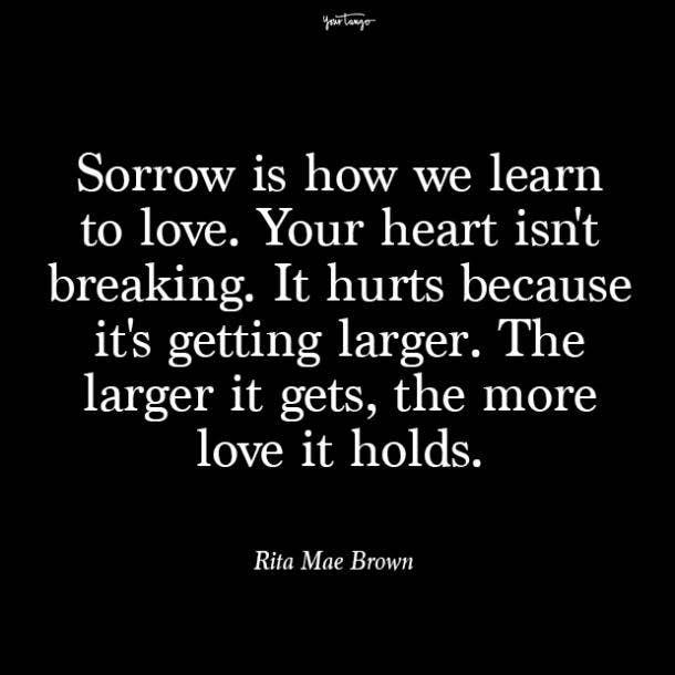 rita mae brown i love you quote