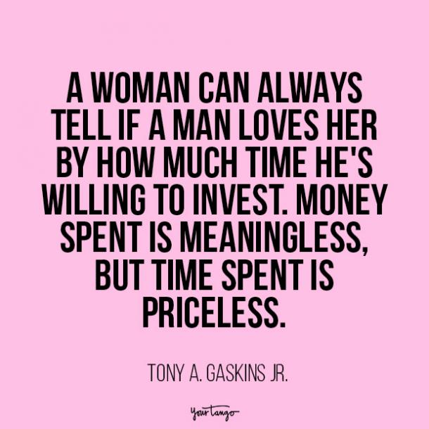 Tony A. Gaskins Jr. independent woman quote