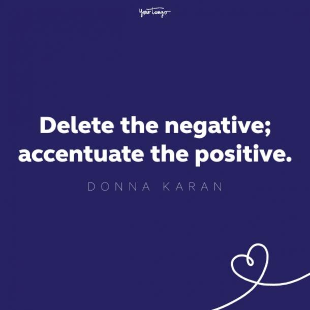 donna karan quote about success