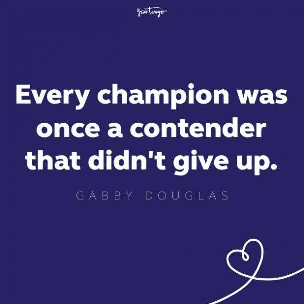 gabby douglas quote about success