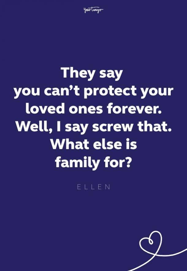 supernatural quote