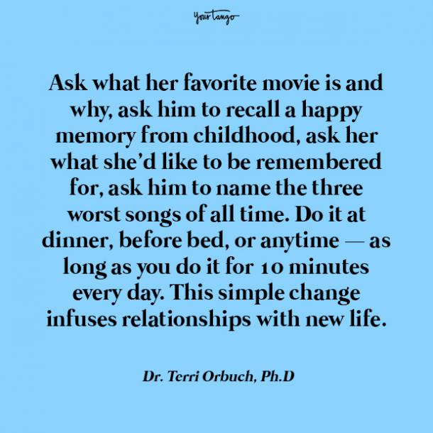 Terri Orbuch best marriage quotes