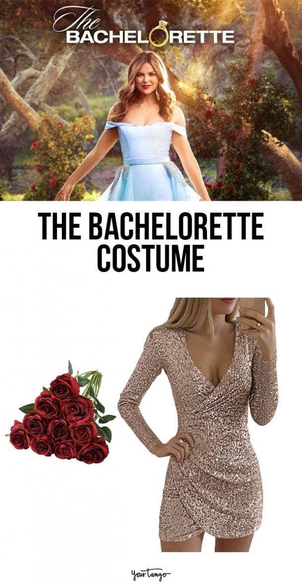 the bachelorette last minute halloween costumes