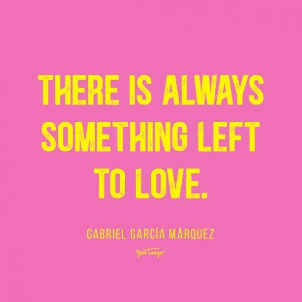 Gabriel García Márquez i love you quote