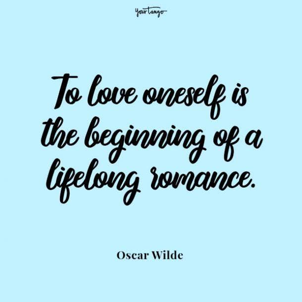 Oscar Wilde mental health quote
