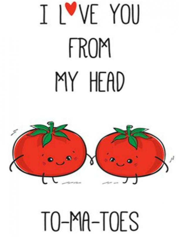 tomatoes I love you meme