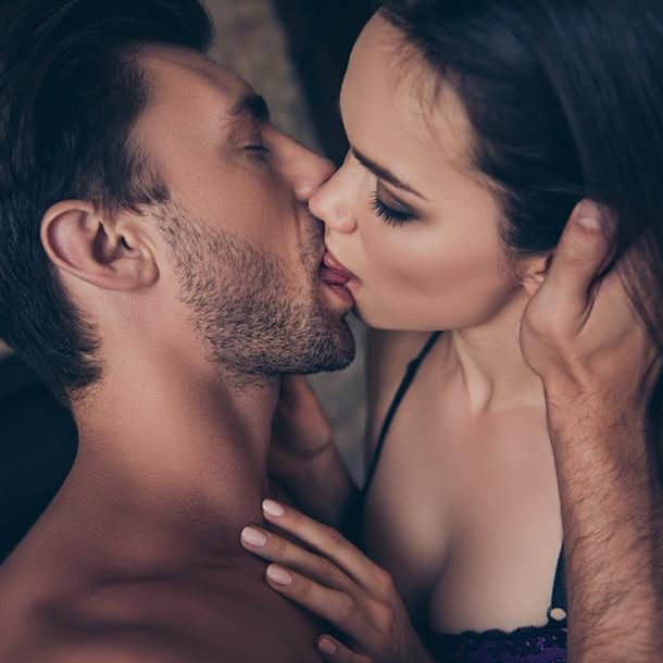 Is kissing what tongue LovePanky