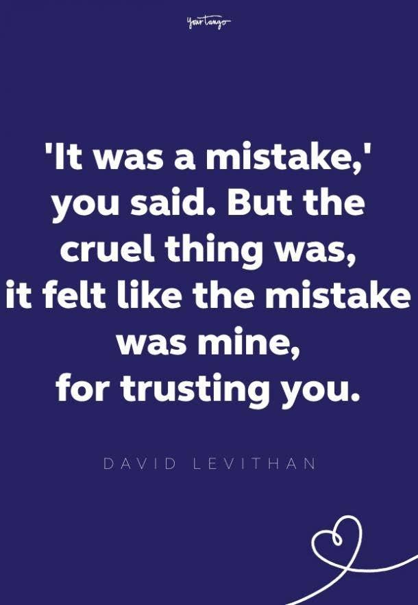 david levithan trust quote